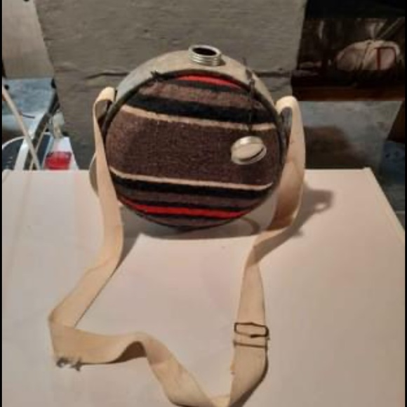 Vintage Hiking Canteen